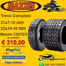 Treno Completo 21x7-10 + 22x10-10 C9272/3