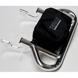 Porta Pacchi- Porta Documenti Nero Opaco Yamaha YFM 250 R
