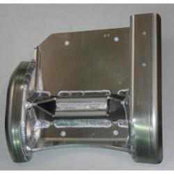 Protezione Disco Alluminio Kawasaki KFX 450R