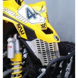 Protezione Radiatore Alluminio Can-Am DS 450 EFI