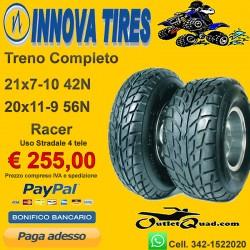 Treno Completo 21x7-10 + 20x11-9 Innova Racer IA8022