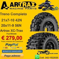 Treno Completo Artrax XC Trax